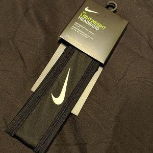 Nike lightweight headband
